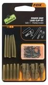 Fotografie Fox Set na výrobu montáží Edges Power Grip Lead Clip Kit