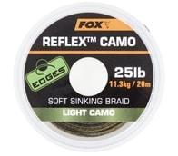 Fox Šňůra Edges Reflex Camo 20m - Light camo 35lb