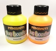 Mikbaits Fluo Booster 250ml - Jahoda Exclusive