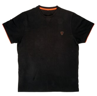 Fox Triko T-Shirt Black/Orange
