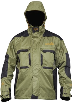 Norfin Bunda Peak Demi-Season Jacket zelená/green