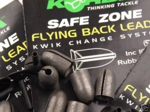 Korda Safe Zone Flying Back leads 4g 6ks