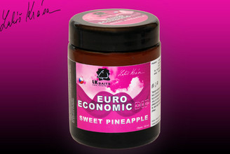 LK Baits Dip Euro Economic Sweet Pineapple 100ml