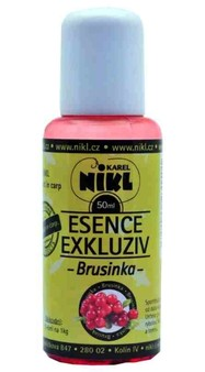 Nikl Esence Brusinka 50ml